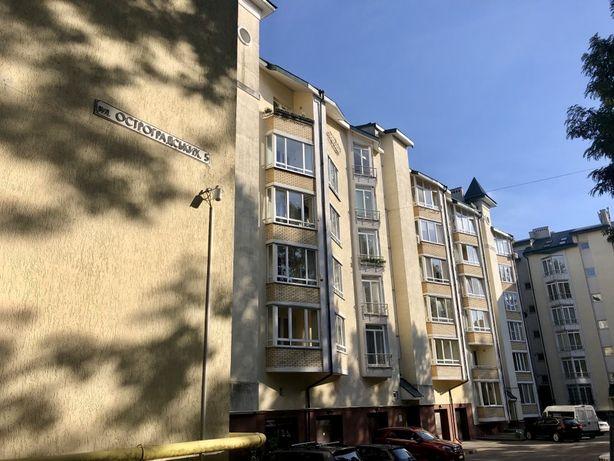 Продаж обжитої дворівневої квартири на вул. Остроградських 5.