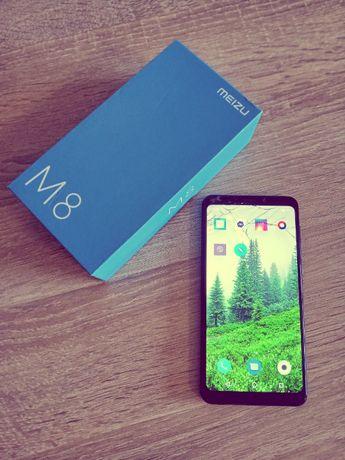 Мощный Meizu M8 4/64GB Обмен на Ноутбук (Коробка,Документы,Зарядка)