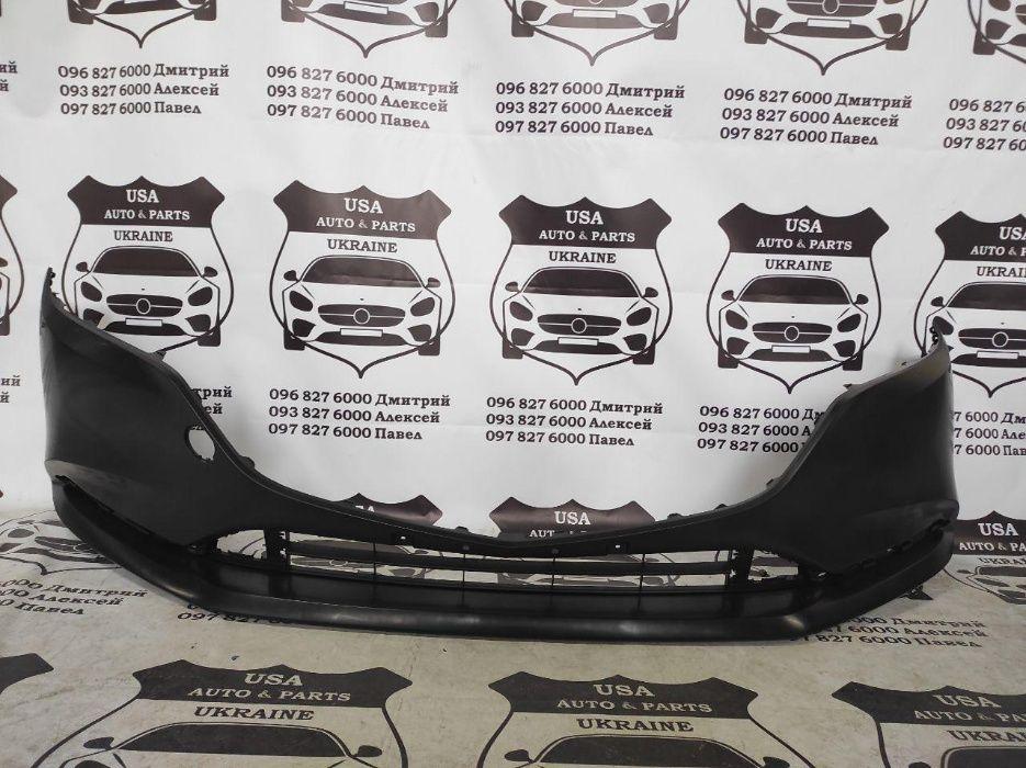 Бампер передний, задний Mazda 6 2019-2020 фары мазда 6 фара Вишневое - изображение 1