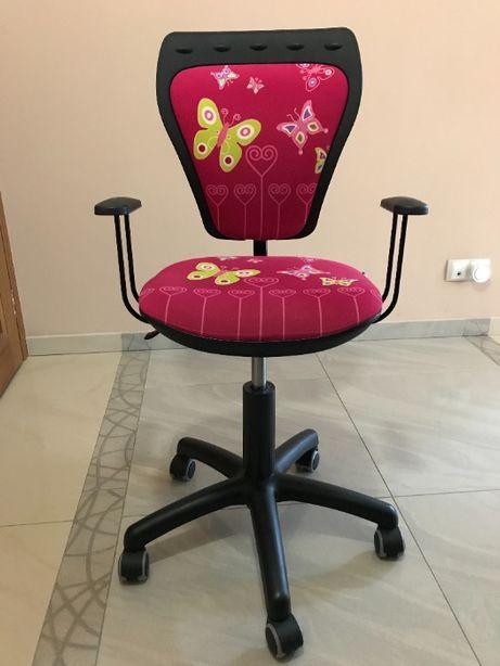 Krzesełko obrotowe dziecięce