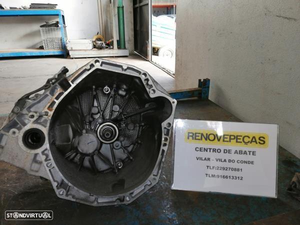 Caixa Velocidades Dacia Duster (Hs_)