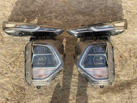 Фара Левая Правая Hyundai Santa Fe 2018-2021 IV TM фары фари Хюндай
