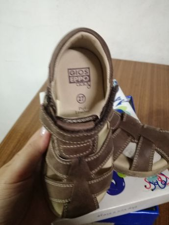 Sandálias (pele) Gioseppo — n°27