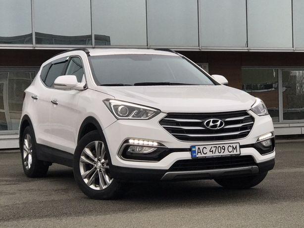 Hyundai SantaFE 2016р. 2.0TD