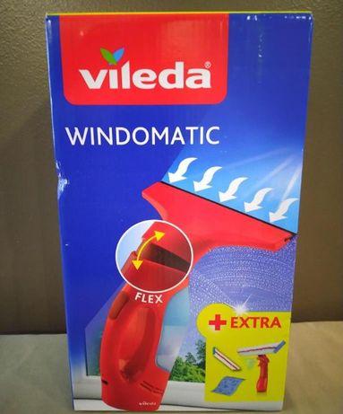 Вакуумный очиститель стёкол/пылесос Vileda Windomatic+Extra RV-1079