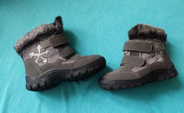 Buty zimowe 27 dziewczynka