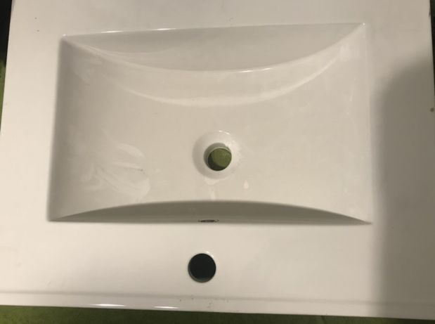Umywalka do łazienki Nowa!
