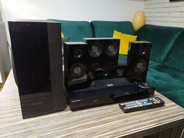 Kino domowe Samsung Bluray 5+1