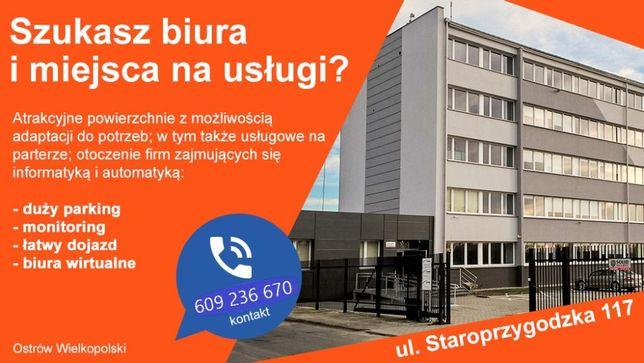 Wynajmę biuro 31,4 m2 na I piętrze biurowca PSA ZAPIS Sp. z o.o.