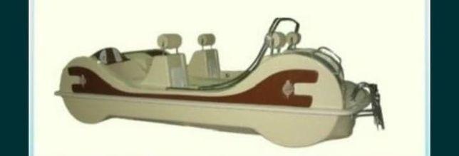 Forma rowerka wodnego pojazd jaskinowcow 4-5 osobowe