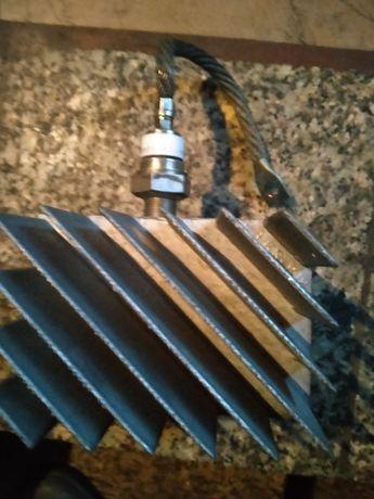 Diody dużej mocy radiatory