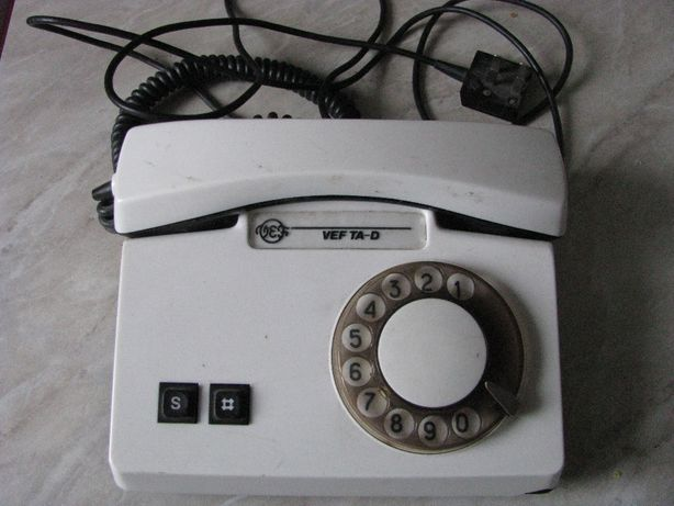 Телефон VEF-TA-D.