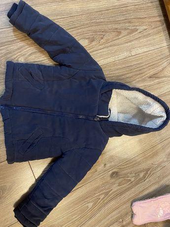 Демисезонная куртка 2 года