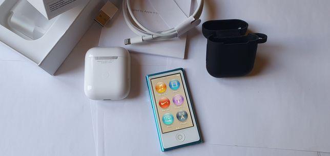 Apple iPod nano 7 16Gb + Airpods 2