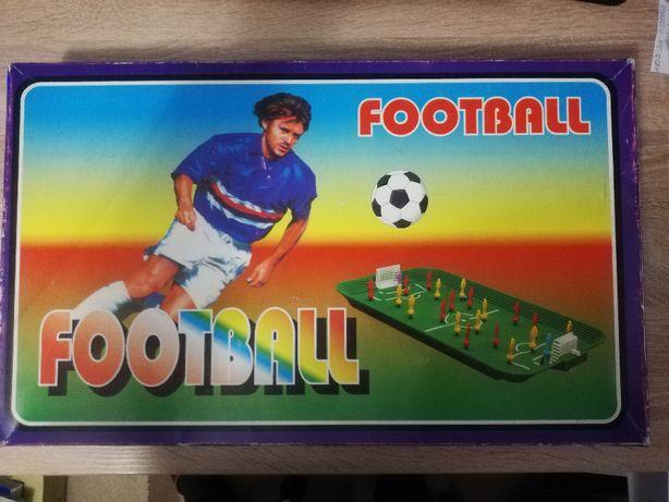 Gra piłkarzyki football na sprężynkach