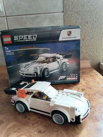 Lego Porsche Białe