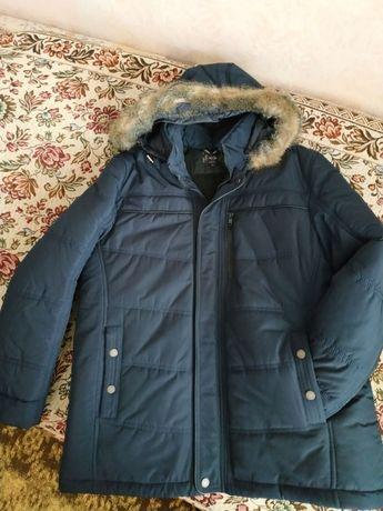 Чоловіча зимова куртка