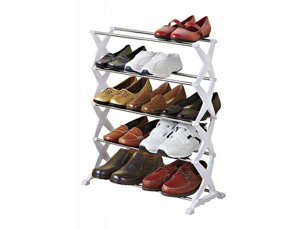 Półka regał na obuwie szafka stojak na buty