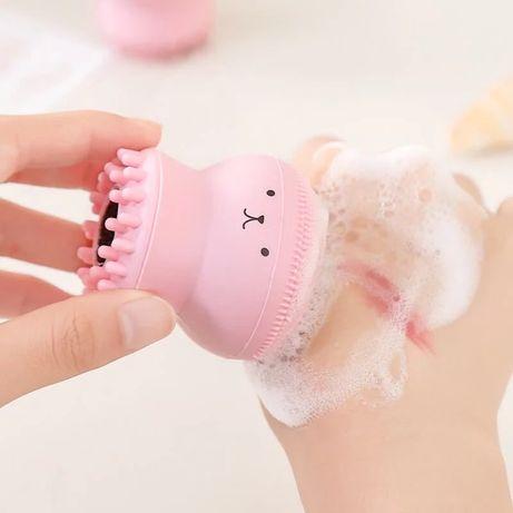 Szczoteczka do masazu i mycia twarzy - PROMOCJA