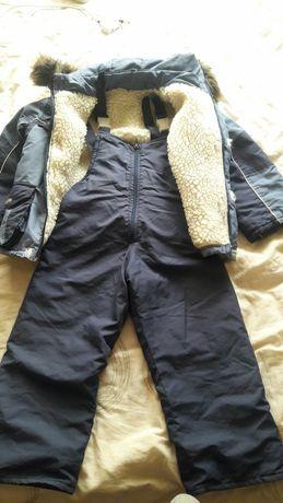 Зимовий костюмчик
