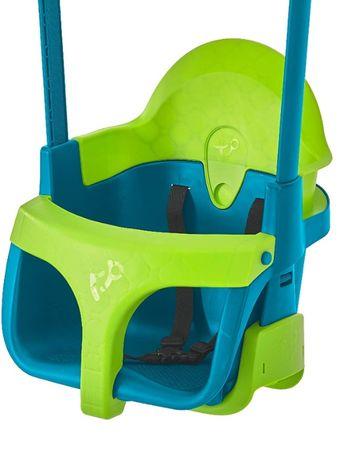 Huśtawka / siedzisko do huśtawki dla dzieci TP Toys – Quadpod 4 W 1