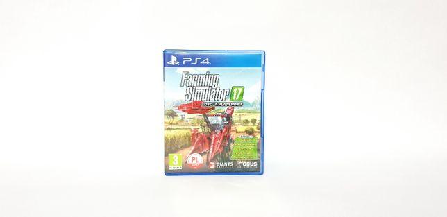 Farming Simulator 17 PS4 Polska wersja