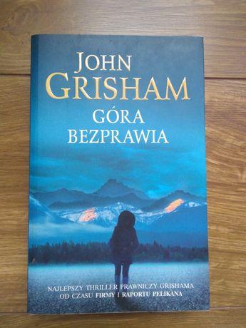 John Grisham. Góra bezprawia. Stan idealny.