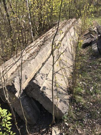 Плиты- ригеля бетонные Новоград