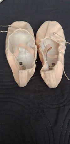Baletki , buty do tańca 38