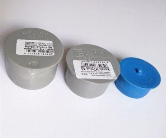 Заглушки  для канализационных труб 50 , 40 , 30 мм