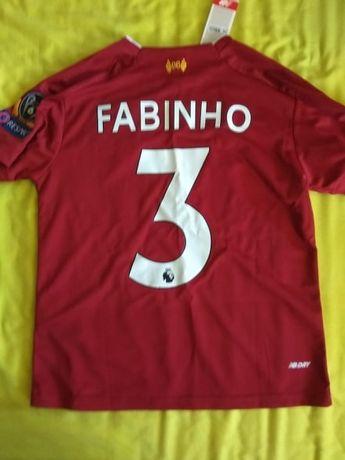Strój piłkarski Liverpool FC