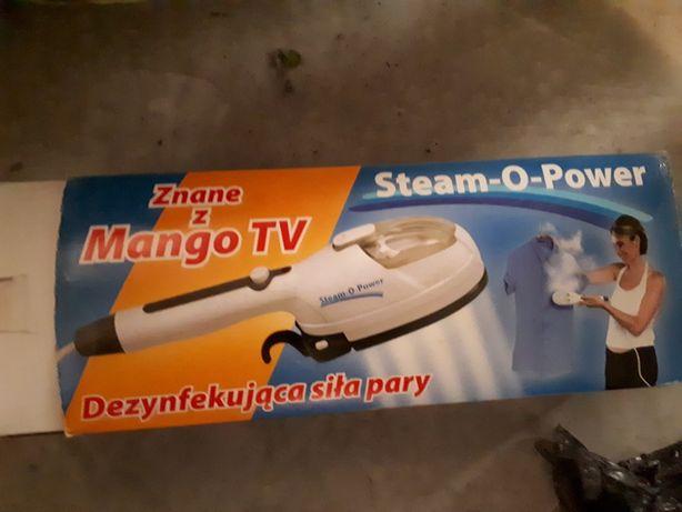 Żelazko Parowe Steam O Power