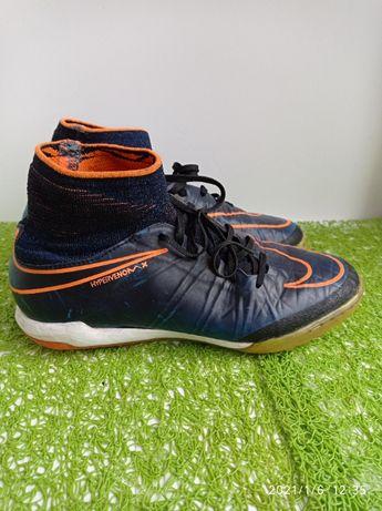 Бутсы ,сороконожки, Футзалки Nike с носком .Размер 38 Стелька 23.5 с