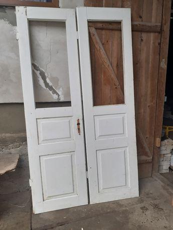 Двері двохполовинкові