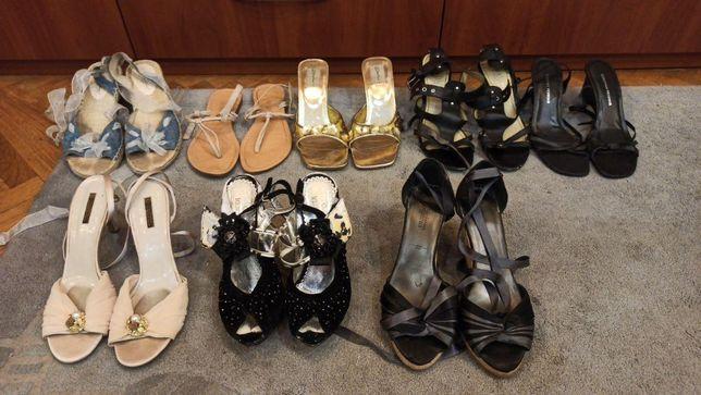 Босоножки, туфли, вьетнамки женские