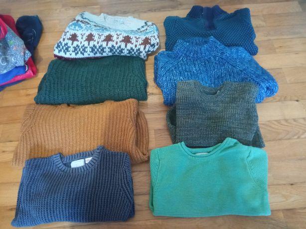 Camisolas inverno Zara menino 2/3 anos