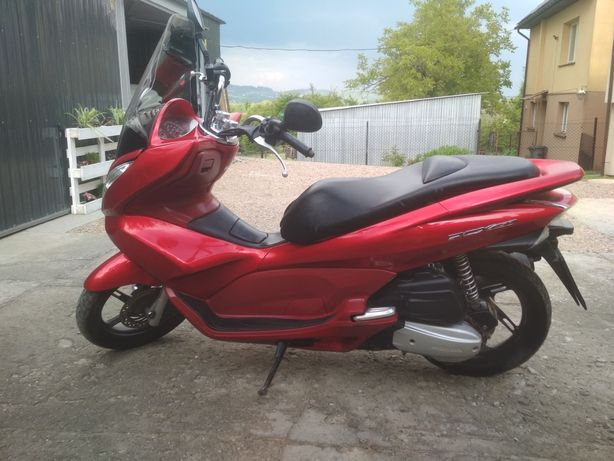 Motocykl Honda PCX 125