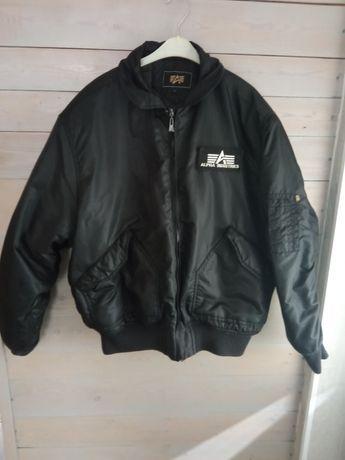 Бомбер ,курточка Alfa Industries,размер L