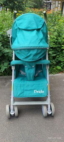 Прогулочная коляска BABYCARE PRIDE, трость