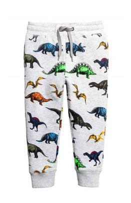 Стильные тонкие спортивные штаны для мальчика 4-6 лет