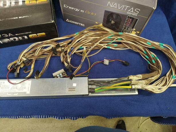 Продам блок питания HP 2250W + Pico PSU