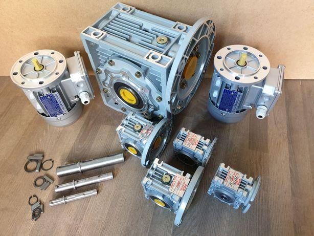 Редуктор червячный NMRV планетарный 3МП частотник мотор АИР CFM invt