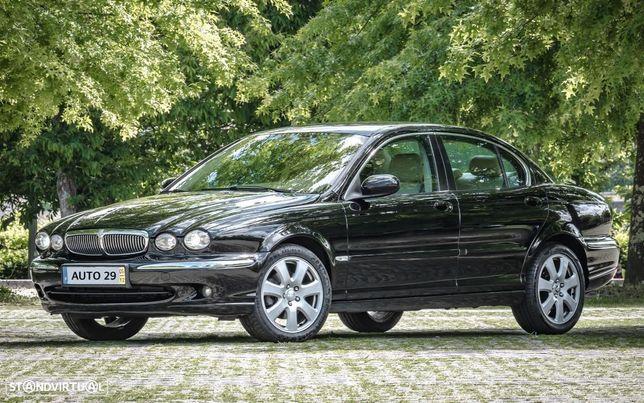 Jaguar X-Type 2.2 D Executive
