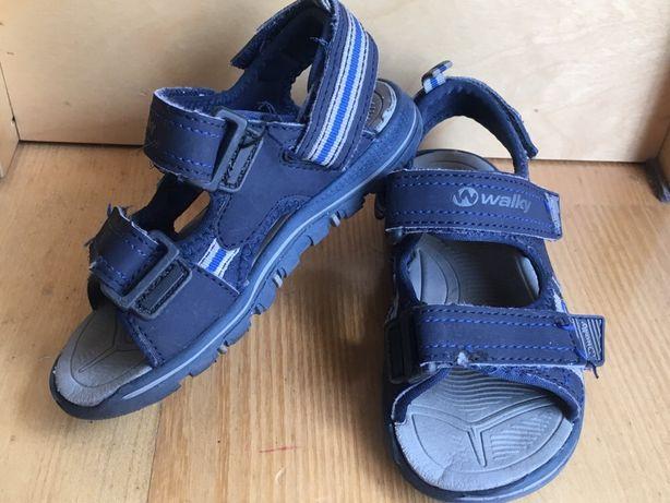 Sandałki chłopięce Walky rozmiar 28 (17 cm)