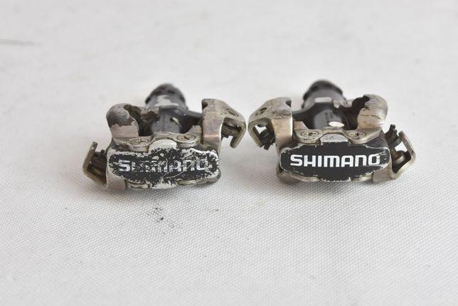 pedały spd SHIMANO pd-m520 !