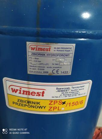 Hydrofor przeponowy 150l