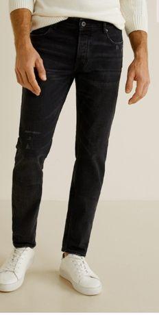 Новые мужские джинсы Mango в размере 40 и 42.