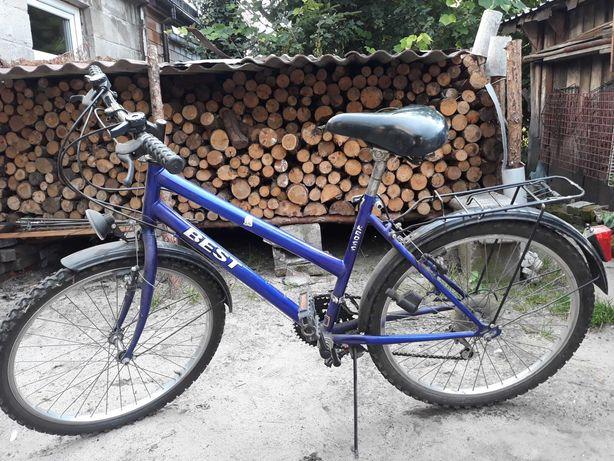 Rower BEST KROSS 16,5 cala
