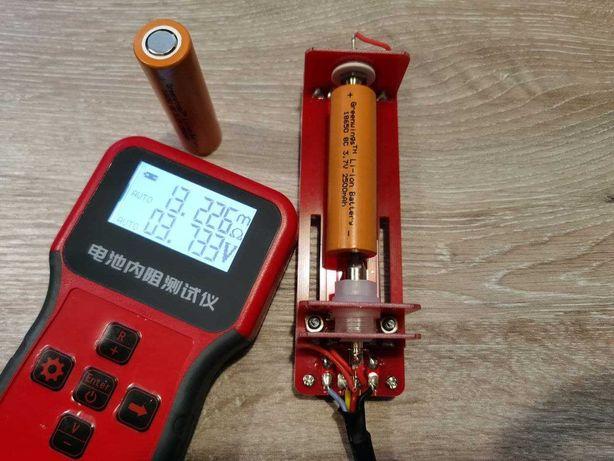 Li-ion Аккумулятор высокотоковый 18650 3.7V 8C 2500 мАч (Вэйп и т.д.)