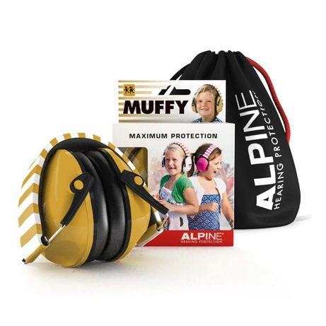 Ochronniki słuchu dla dzieci Alpine Muffy Smile